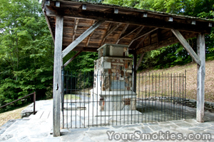 Balsam Mountain Masonic Monument