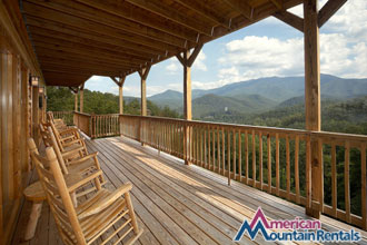 Smoky Mountains Cabins for rent pet friendly