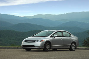 why not rent a car in the Smoky Mountains?