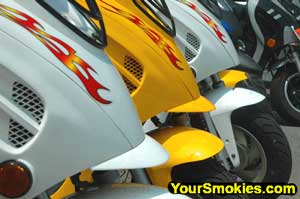 Smokies Motorcycle Scooter Rentals and Dealers