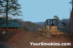 Builders, contractors and construction companies in the Smoky Mountains