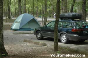 photo of Smoky Mountains: Camping in and around the National Park